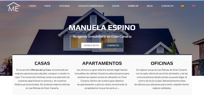 Manuela Espino Asesora Inmobiliaria